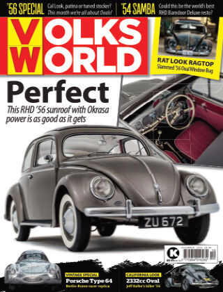 Volksworld Magazine December 2020