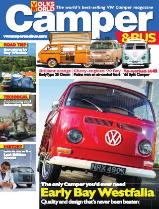VW Camper & Bus Magazine March 2014