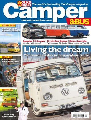 VW Camper & Bus Magazine May 2014