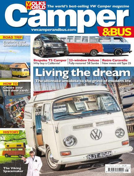 VW Camper & Bus Magazine May 01, 2014 00:00