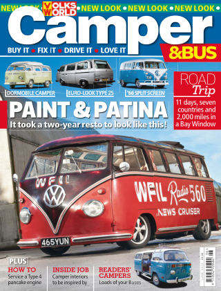 VW Camper & Bus Magazine June 2014