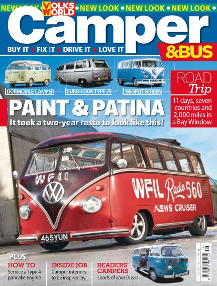 VW Camper & Bus Magazine May 29, 2014 00:00