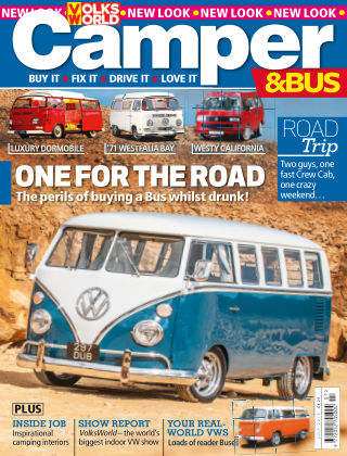 VW Camper & Bus Magazine July 2014