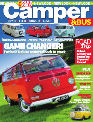 VW Camper & Bus Magazine August 2014