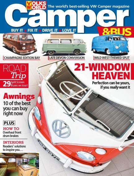 VW Camper & Bus Magazine August 21, 2014 00:00