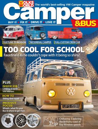 VW Camper & Bus Magazine Septemeber 2014