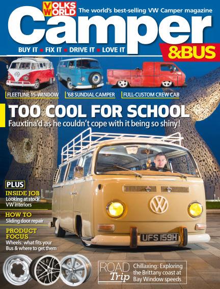 VW Camper & Bus Magazine September 18, 2014 00:00