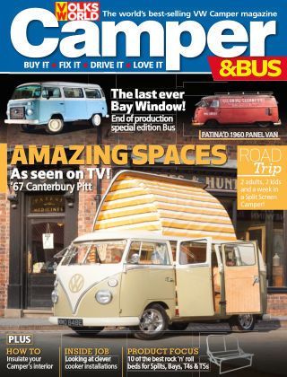 VW Camper & Bus Magazine October 2014