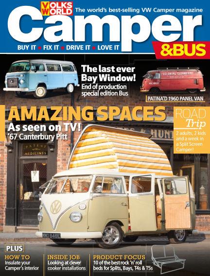 VW Camper & Bus Magazine October 16, 2014 00:00