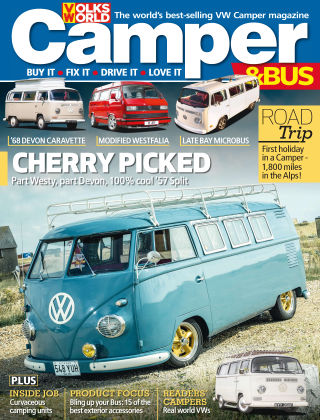 VW Camper & Bus Magazine November 2014