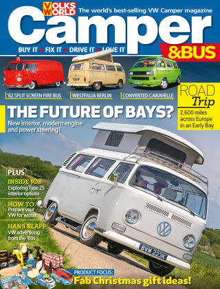 VW Camper & Bus Magazine December 2014