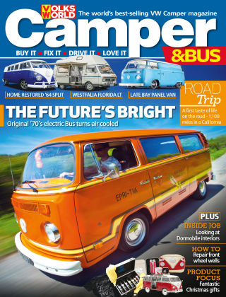 VW Camper & Bus Magazine January 2015