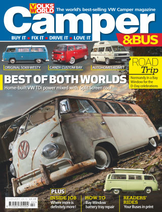 VW Camper & Bus Magazine February 2015
