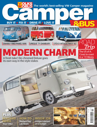 VW Camper & Bus Magazine March 2015