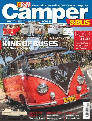 VW Camper & Bus Magazine April 2015