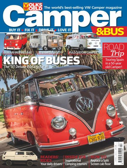 VW Camper & Bus Magazine April 02, 2015 00:00