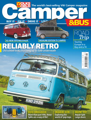 VW Camper & Bus Magazine May 2015