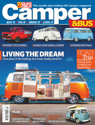VW Camper & Bus Magazine July 2015