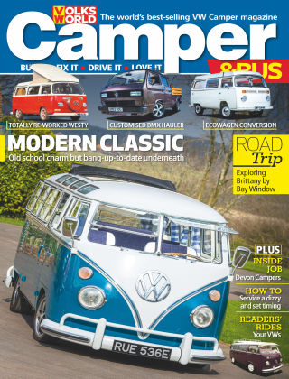 VW Camper & Bus Magazine September 2015