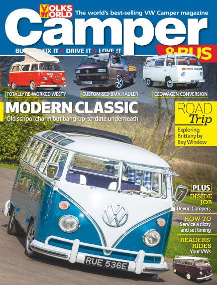 VW Camper & Bus Magazine September 24, 2015 00:00