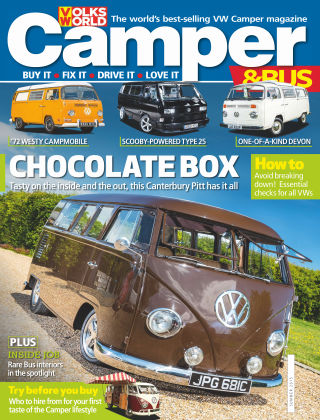 VW Camper & Bus Magazine Summer 2015