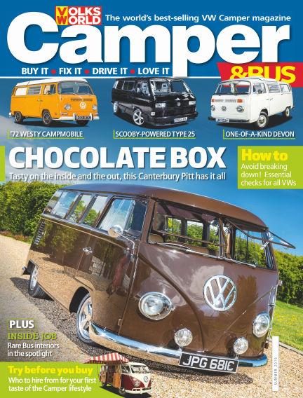 VW Camper & Bus Magazine August 27, 2015 00:00