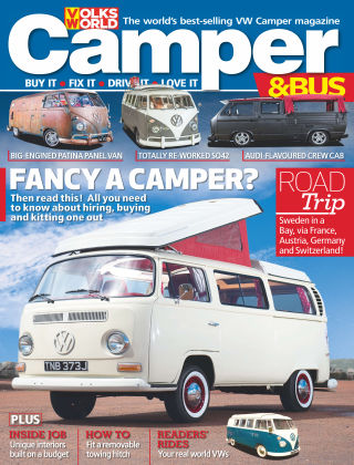 VW Camper & Bus Magazine October 2015