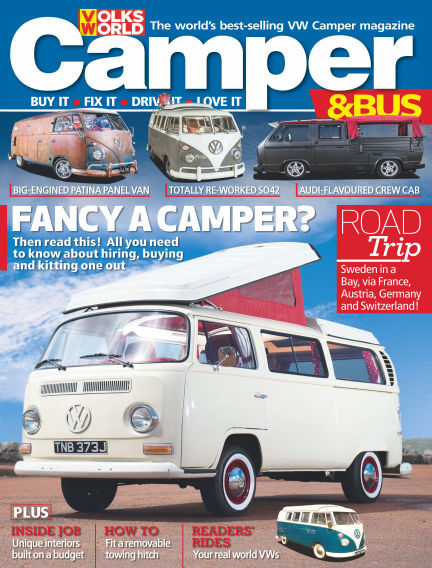VW Camper & Bus Magazine October 22, 2015 00:00