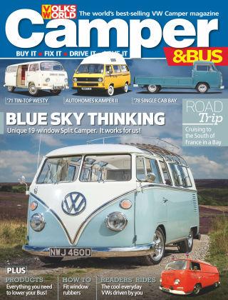 VW Camper & Bus Magazine November 2015