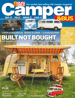 VW Camper & Bus Magazine January 2016