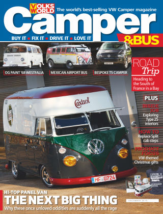 VW Camper & Bus Magazine December 2015