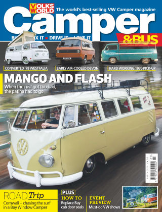 VW Camper & Bus Magazine March 2016