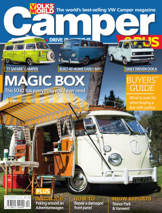 VW Camper & Bus Magazine September 2016