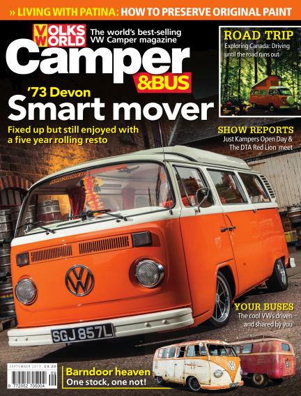 VW Camper & Bus Magazine August 08, 2017 00:00