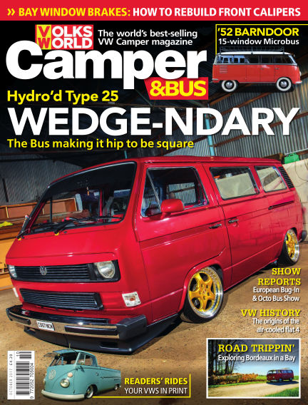 VW Camper & Bus Magazine September 05, 2017 00:00