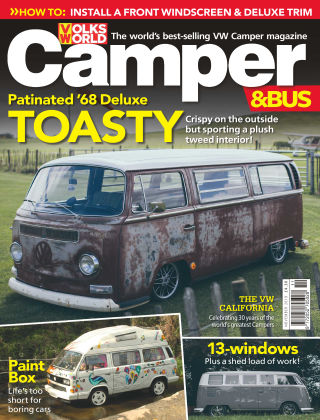 VW Camper & Bus Magazine November 2019