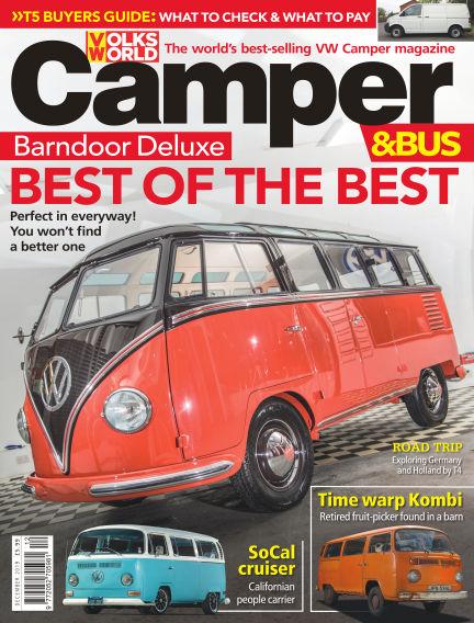 VW Camper & Bus Magazine October 22, 2019 00:00