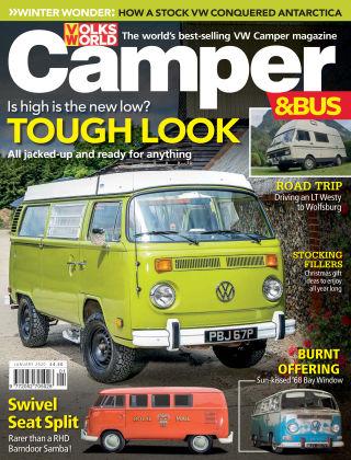 VW Camper & Bus Magazine January 2020