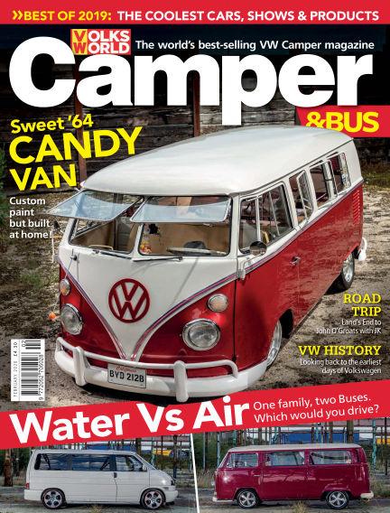 VW Camper & Bus Magazine December 25, 2019 00:00
