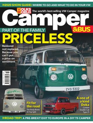 VW Camper & Bus Magazine March 2020