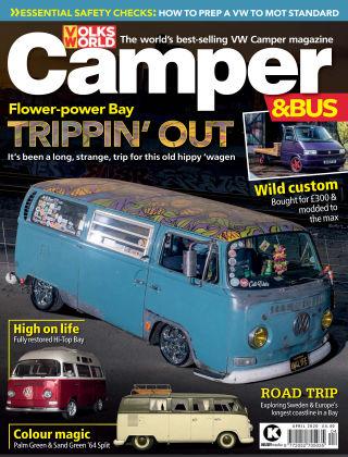 VW Camper & Bus Magazine April 2020
