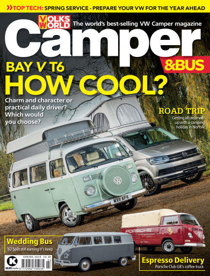VW Camper & Bus Magazine March 19, 2020 00:00