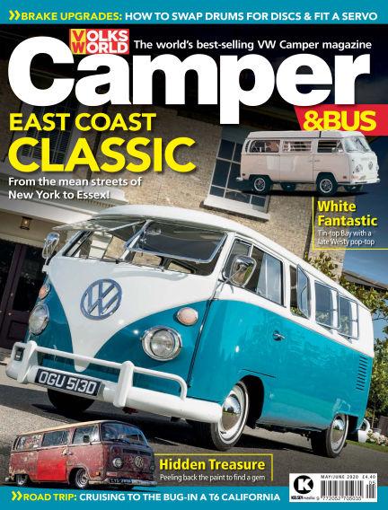 VW Camper & Bus Magazine April 24, 2020 00:00