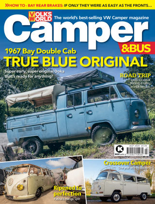 VW Camper & Bus Magazine July 2020