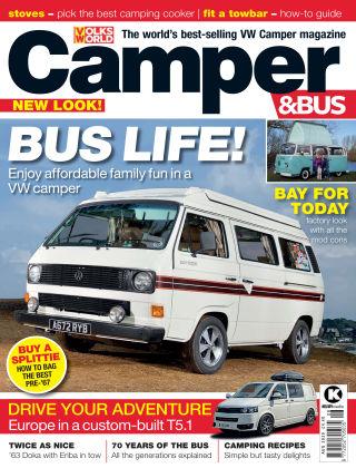 VW Camper & Bus Magazine August 2020