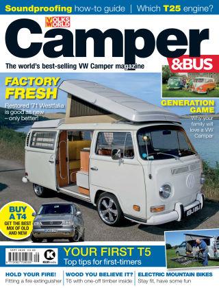 VW Camper & Bus Magazine September 2020
