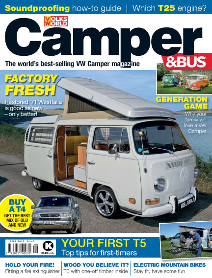 VW Camper & Bus Magazine August 07, 2020 00:00