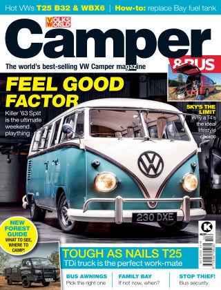 VW Camper & Bus Magazine October 2020