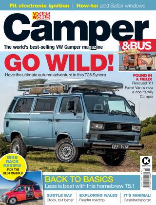 VW Camper & Bus Magazine November 2020