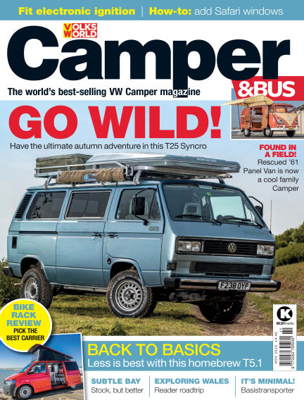 VW Camper & Bus Magazine October 02, 2020 00:00
